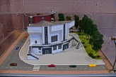 Exhibition model building of the DK Rusakova (photo 15)