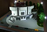 Exhibition model building of the DK Rusakova (photo 16)