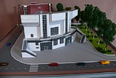 Exhibition model building of the DK Rusakova (photo 25)