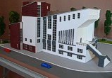 Exhibition model building of the DK Rusakova (photo 5)