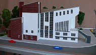 Exhibition model building of the DK Rusakova (photo 9)