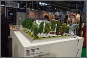 Exhibition model building of the DK Rusakova (photo 10)