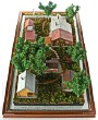 Gift scale model of a House in the village